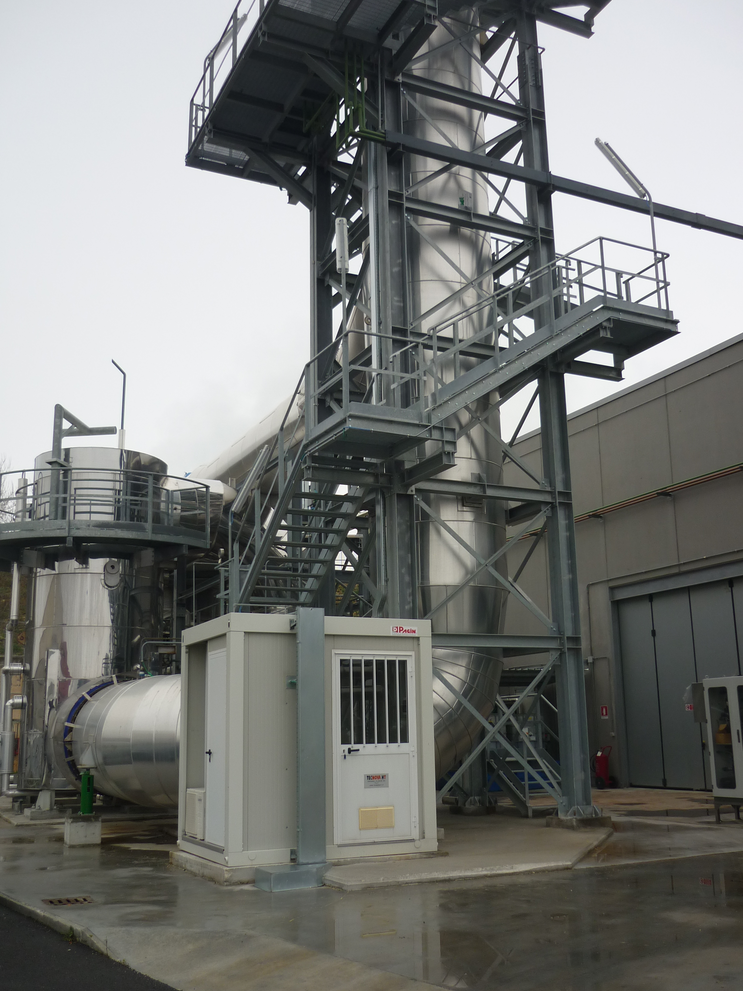 Cems Continuous Emissions Monitoring Systems Tecnova Ht