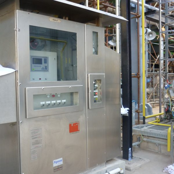 Low Heating Value Calorimeter Hazardous Area